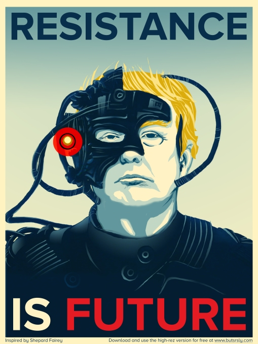 resistance-is-future